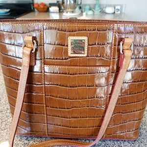Dooney and Burke Shoulder Bag